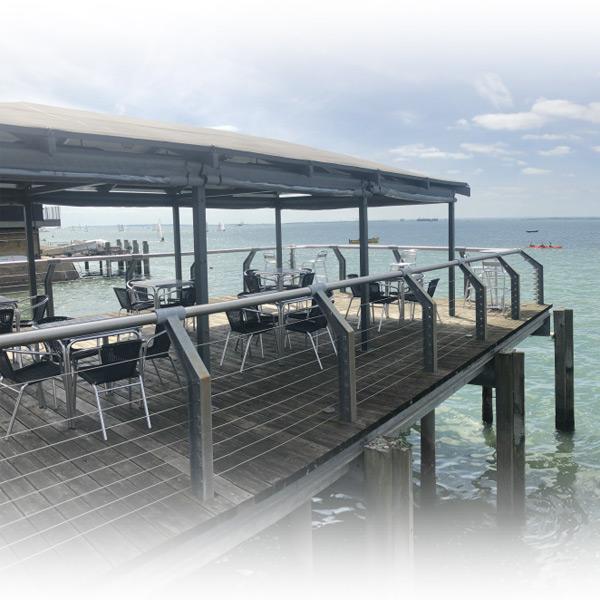 Boatyard Deck