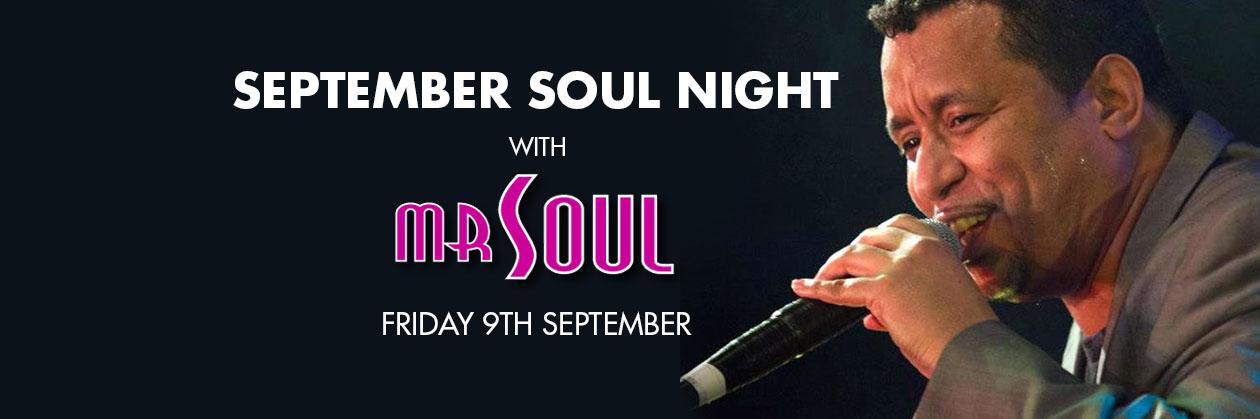 September Soul Night