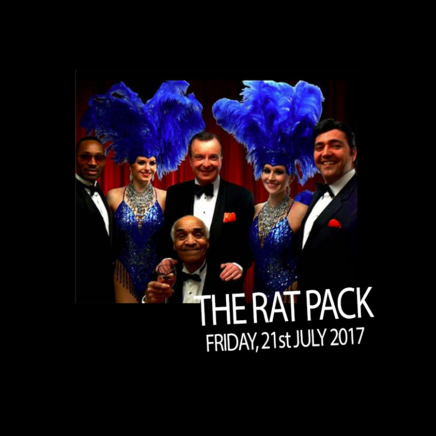 The Rat Pack with David Alacey