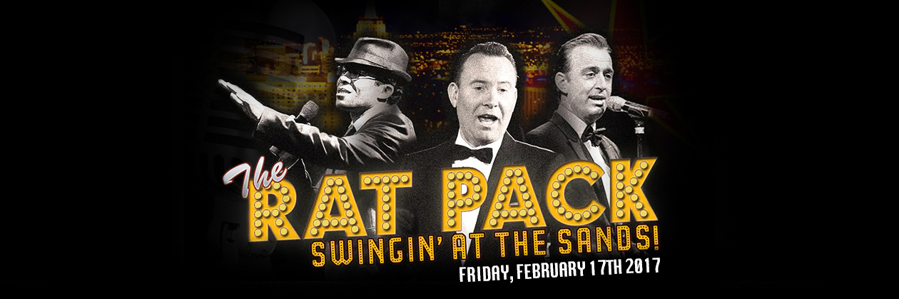 Rat Pack Swingin' at The Sands