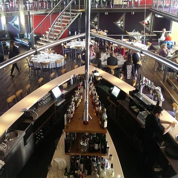 Boatyard Interior